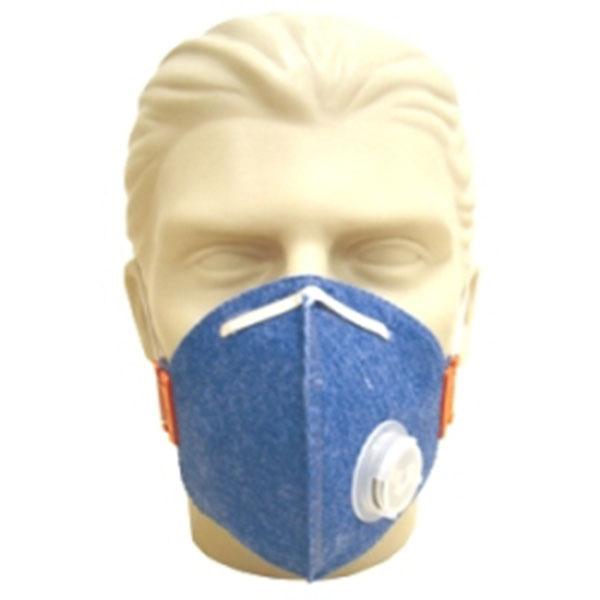 Respirador Descartável Respite PFF3 c  Válvula Honeywell 68e6afbb1b