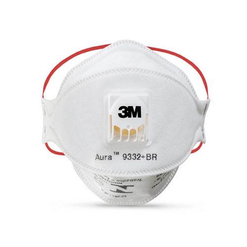 Respirador Aura 9332