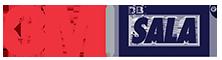 Logotipo 3M e DBI Sala