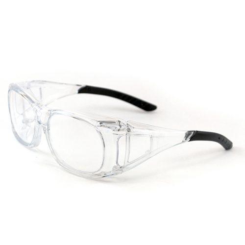 Óculos Spot Incolor Vicsa — Casa do EPI 2b8350f6bb