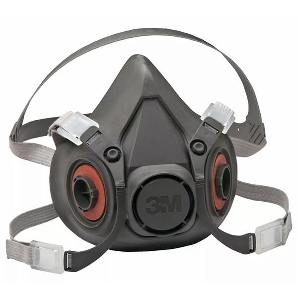 Respirador Reutilizável Semifacial 6300 3M — Casa do EPI bcfabf12dc