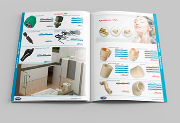 Catálogo de hidráulica