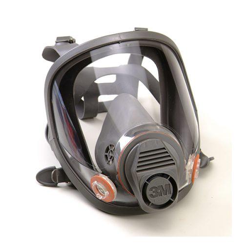 Respirador Série 6000 Facial Inteira – 6700 – 6800 – 6900 3M df85ad64af
