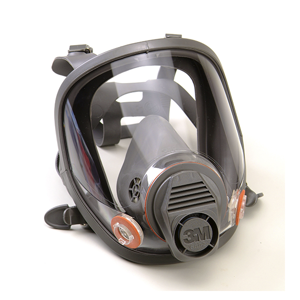 Respirador Série 6000 Facial Inteira - 6700 - 6800 - 6900 3M — Casa ... 592462d638